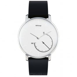 Đồng Hồ Withings Activité Steel Activity Tracker - White