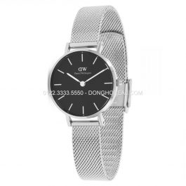 Daniel Wellington Classic Petite Sterling Black 28mm DW00100218