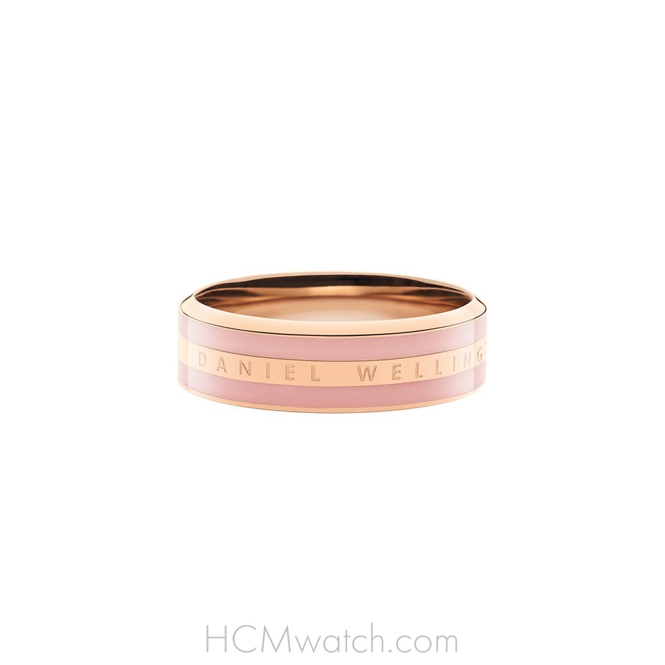 Nhẫn DW Ring Satin Dusty Rose - Rose Gold