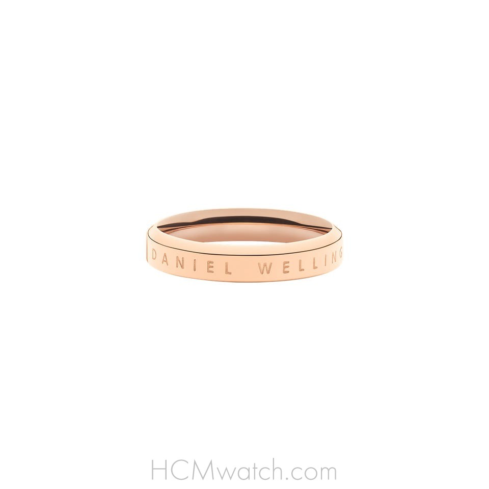 Nhẫn DW Classic Ring - Rose Gold